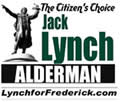 jack lynch alderman candidate